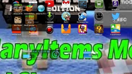 How to install mods for Minecraft PE (Pocket Edition) [Read description for  latest info fo