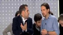 Lo que no se vio en el debate,Podemos,PP,PSOE,Ciudadanos,Pablo iglesias,Soraya,Sanchez,Riv
