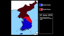 [Alternate History] The Second Korean War (1970): Every Day