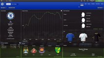 Football Manager 2013 Jose Mourinho at Chelsea FC