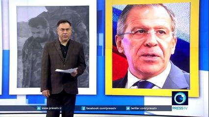 Russia FM: NATO greedy for geopolitical space