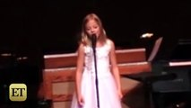 EXCLUSIVE - Jackie Evancho on Transitioning From Classical to Pop