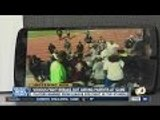 Fight Brawl Breaks Out Between Ratchet Adults At Youth Football Game In San Diego