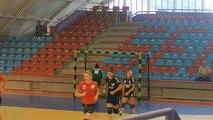 amical CSM Bistrița-HCM Râmnicu Vâlcea 28-31 gol Ana Maria Simion