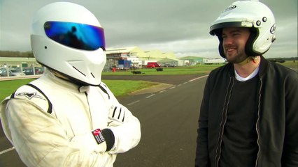 Driving lesson with The Stig Jack Whitehall: 1st time driver Top Gear Series 21