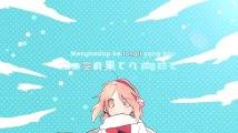 Last Note (Mikagura School Stride) ft. Gumi - After School Stride [Subtitle Indonesia]