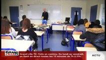 Le lycée Vertes Feuilles (Saint-André lez Lille)