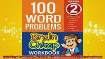 DOWNLOAD FREE Ebooks  100 Word Problems  Grade 2 Math Workbook The Brainchimp Full EBook