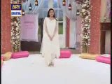 Good Morning Pakistan on ARY Digital Part 1 - Nida Yasir Morning Show 6 May 2016