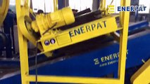 Enerpart electronic waste recycling line