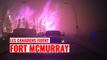 Canada : des milliers d'habitants fuient les impressionants incendies de Fort McMurray