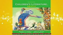 READ book  Childrens Literature Briefly 6th Edition Full Free