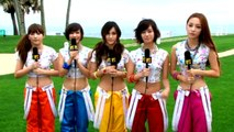 KARA コメント  MTV ZUSHI FES 10 supported by RIVIERA 2010 8 13・14
