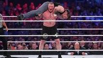Vince Russo reviews Brock Lesnar vs Dean Ambrose (Audio)