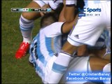 Argentina 2 Brasil 0 (Relato Cristian Garofalo) Hexagonal Sudamericano Sub 20 2015 Los goles