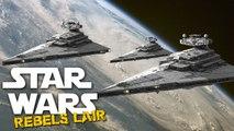 Star Wars Rebels Lair XIV: Las mejores naves de Star Wars