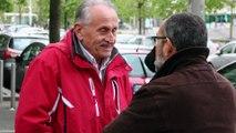 Le DP-Bus du débat public EuropaCity à Sarcelles