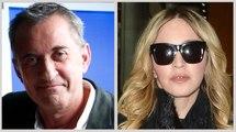 """Christophe Dechavanne : """"Madonna a été odieuse avec moi"""""""