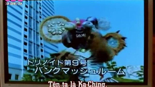 Siêu Nhân Khủng Long Sấm Sét (Power Rangers) Tập 19
