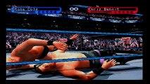 WWF Smackdown 2 Stone Cold Steve Austin vs Chris Benoit