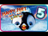 Happy Feet Two Walkthrough Part 5 (PS3, X360, Wii) ♫ Movie Game ♪ Level 10 - 11