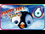 Happy Feet Two Walkthrough Part 6 (PS3, X360, Wii) ♫ Movie Game ♪ Level 12 - 13