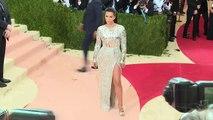 Kim Kardashian Licks Kanyes Face & Named Met Galas Best Dressed Couple By Vogue