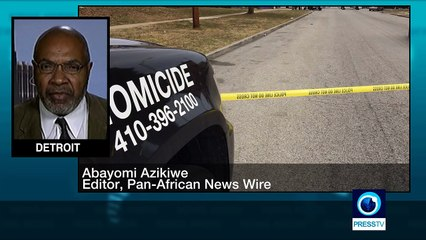 US police engaging in shoot to kill activities: Journalist