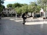 Skate BMX