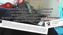 AnniePiano #4: FMA OP 1 (Again - YUI )