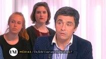 Un fiché S sur une chaîne d'info ? - Actu Média du 06/05 - CANAL+