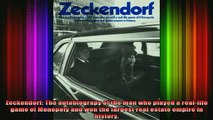 new book  Zeckendorf The autobiograpy of the man who played a reallife game of Monopoly and won