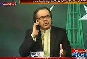 Dr. Shahid Masood Reveals Why Journalist Talat Hussain Hates Imran Khan