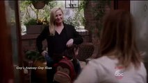 "Greys Anatomy 12x22 End Scene Arizona & Callie - Arizona Gets Sofia ""Mama Tried"""