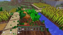 Minecraft Wii U Hunger Games Survival - FOREST ADVENTURE Survival Games! (Minecraft Wii U)