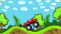 Car Cartoons. Monster Truck. Racing Car & Police Cars Race. Sport Car Racing. Season 5. Episode 11