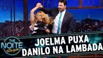 Joelma puxa Danilo para dançar lambada, a dança proibida