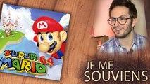 Julien se souvient de Super Mario 64
