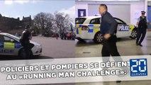 «Running Man Challenge»: Le défi des policiers et pompiers du monde
