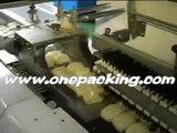 steamed twisted rolls &  Steamed bread roll & twistbread packaging machinery