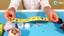 ✔ Шоколадные Шары Чупа Чупс с Сюрпризом для Маши! Видео для детей. Chocolate Balls with a Surprise ✔