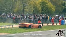 Il crashe sa Lamborghini Gallardo de 1000 chevaux bêtement