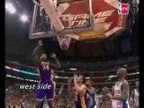 NBA Kobe Bryant 2006 Mix dunks