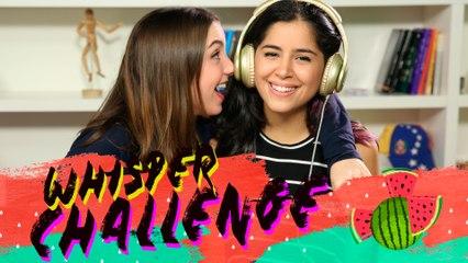 Whisper Challenge | Sweet Patilla
