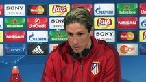 Fernando Torres Press Conference pre Bayern - We are a team, we die for each other