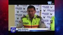 Operativos antidrogas en la provincia de Carchi