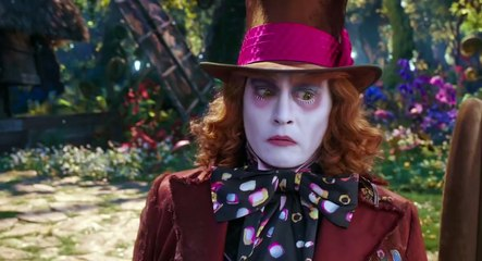 Alice Through the Looking Glass Official Trailer www.ptube.us