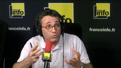 Benjamin Lucas invité de la matinale de France Info