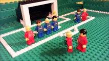 Bayern Munich vs Atletico Madrid 2-1 , Semi Final Champions League 2016 - All Goals Highlights LEGO