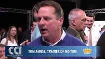 Amoss and Stewart react to the Kentucky Derby Post Position Draw